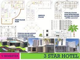 floor plan of a hotel design portfolio 2013 by varsha s rao issuu