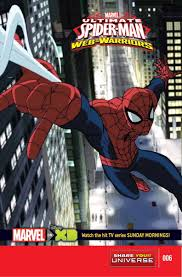 marvel universe ultimate spider man warriors vol 1 6 marvel