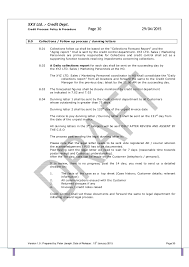 sop templates pdf guidelines for standard operating procedures