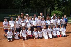 Kindergarten Bad Hersfeld Topspin Cup 2016 Mit Grundschule Sommerseite Tennisclub Blau
