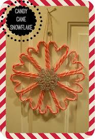 candy cane snowflake all that glitters