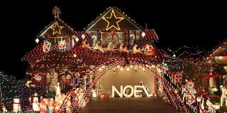 beautiful christmas lights on house 16 in home design ideas with
