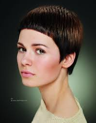 very short hairstyles with long bangs very short haircuts with