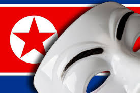 Anonymous Flag North Korea U0027s Twitter And Flickr Accounts Hacked By Anonymous