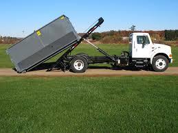 truck hoist for your roll off truck ezrolloff system nedland