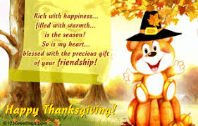 thanksgiving cards 2009