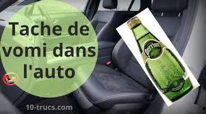 laver siege voiture nettoyer les sièges de sa voiture 10 trucs nettoyage