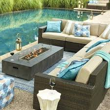 patio furniture in living room how to arrange your long narrow porch