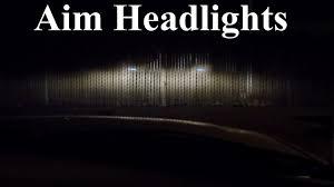 lexus sc300 halo headlights how to adjust align and aim headlights and fog lights perfectly