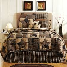 bingham star 7 piece country quilt set ebay