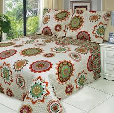 Coverlet Bedding Sets 13 Best Coverlet Quilt Sets Images On Pinterest Mandalas Bath