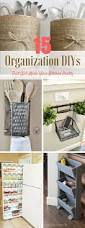 15 organization diys that will make your kitchen pretty