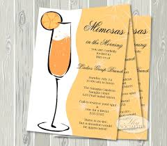 birthday brunch invitation wording mimosa invitation chagne brunch bridal shower brunch