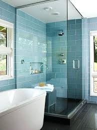 bathroom glass tile designs bathroom wall glass tile ideas the it or lose modern