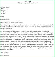 office manager cover letter 11 office manager cover letter applicationsformat info