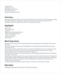 download supervisor resume haadyaooverbayresort com