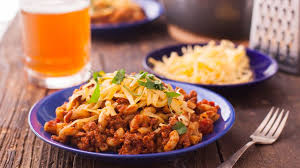 all american chili cooking light easy chili mac recipe genius kitchen