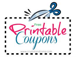 food coupons printable coupons food coupons