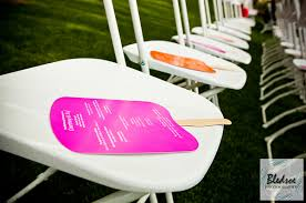 wedding fan favors wedding guests top wedding favor blunders the pink