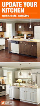 home depot refacing kitchen cabinet doors get your own before and after with a mini makeover for your