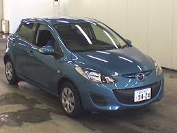 mazda japanese to english japanese car auction find u2013 2012 mazda demio hatchback japanese