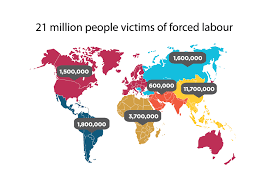 Human Trafficking Estimates statistics on forced labour modern slavery and human trafficking
