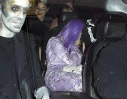miley cyrus at a halloween party in los angeles celebzz celebzz