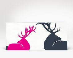 designer weihnachtskarte weihnachtskarte hirsch origami rot cards