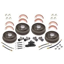 16767 01 drum brake overhaul kit willys mb gpw cj2