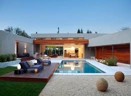 house plans with swimming pools 15 lovely swimming pool house designs home design lover