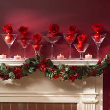 christmas christmas mantel decorating ideas decor indoor for