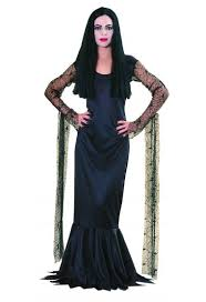 the addams family costumes wednesday addams morticia gomez fester