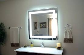 full length lighted wall mirrors luxury vanity wall mirror with lights shopfresh co