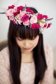 crowning floral spray 10 diy floral crowns