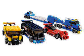 lego racers truck image 8495 racers and truck jpg brickipedia fandom powered