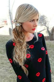 don u0027t you want to try these amazing 2014 diy side braid hair