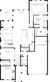 David Weekly Floor Plans David Weekley Homes Asturia Lake Series Mendocino 1213309
