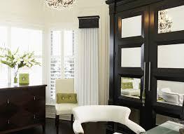 home office window treatments cornice window treatments home office