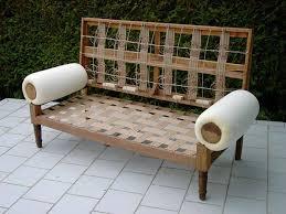 altes sofa neue polsterung