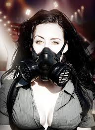 Gas Mask Costume Free Photo Gas Mask Pretty War Gas Free Image On