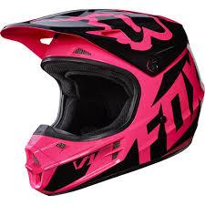 womens motocross helmet fox racing 2017 mx new ladies v1 race pink womens dirt bike