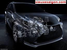 xe oto lexus ls460 lexus nx200t 5 chỗ gầm cao doi moi 2016 gia xe oto doi moi tai