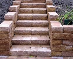 treppe naturstein naturstein treppe gartenbaur der landschaftsarchitekt