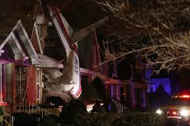 Where Is Midway Airport In Chicago On A Map by Pilot Killed Couple Unhurt When Plane Crashes Into Home Near