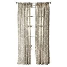 Target Living Room Curtains Xhilaration Sequin Window Panel White 54x84