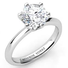 diamond rings solitaire images Solitaire diamond engagement rings by australia 39 s largest online jpg