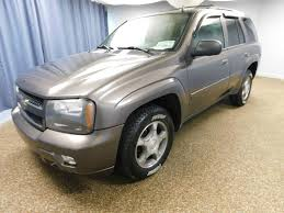 chevrolet trailblazer 2008 2008 used chevrolet trailblazer 4wd 4dr lt w 1lt at north coast auto