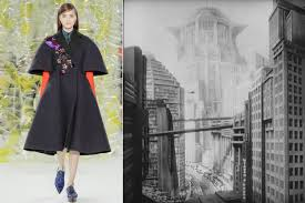 8 fashion designers that are inspired by architecture