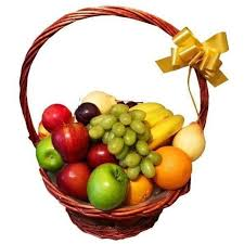 fruit basket delivery medium fruit basket flower chimp my