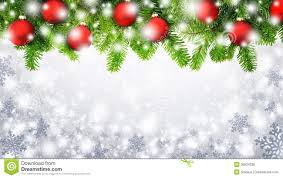 Large Baubles Christmas Decorations by Christmas Snowflakes Background Royalty Free Stock Image Image